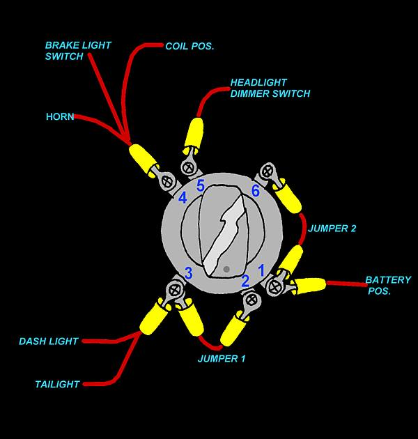 Motorcycle Wiring Simplified The, Motorcycle Wiring Diagrams