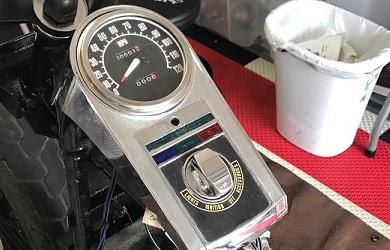 Broken Motorcycle Speedometer - No Problem - HappyWrench com